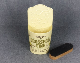 French Vintage Style Brush & Comb Holder