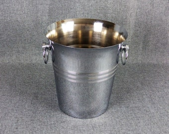 Vintage French Champagne Bucket