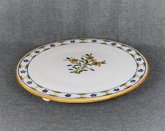 Large Vintage French Cake Stand
