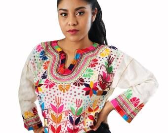 ddfc165dd Blusa mexicana | Etsy