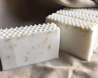 Goat's Milk & Oatmeal Soap
