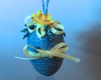 Blue Spring Egg - Small