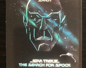 Star Trek 3 The Search For Spock Fridge Magnet