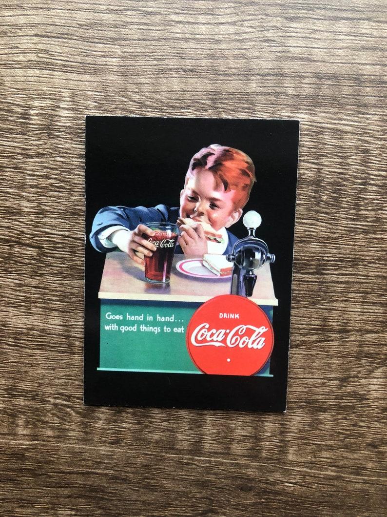 Vintage Coca Cola Fridge Magnet