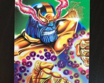Thanos Fridge Magnet
