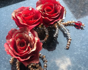 Headpiece Flower for Paquita or Kitri