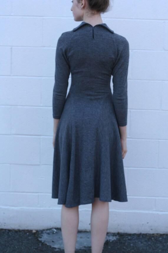 40's Style Circle Dress - image 3