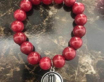 Scorpio Zodiac Charm Bracelet