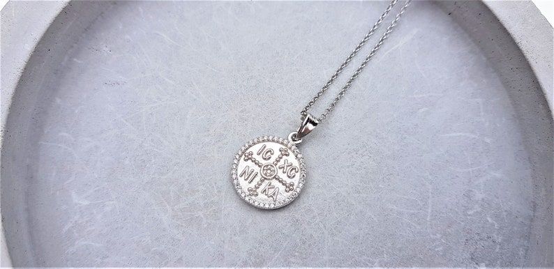 Coins & Paper Money Bizantine Silver Coin Pendant Choice Materials