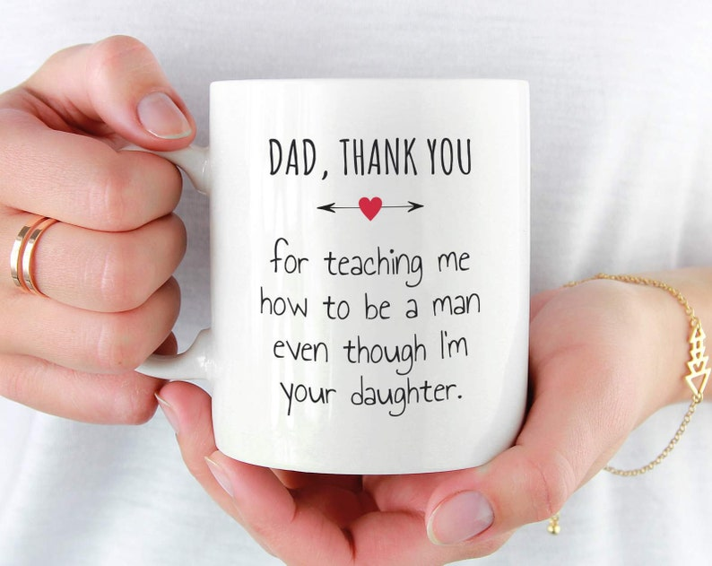 Birthday Gift For Dad From Daughter Fathers
