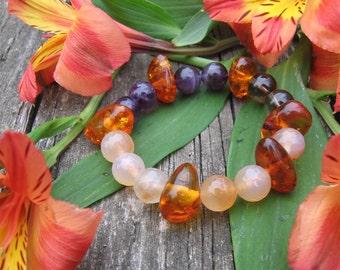 Chakra energy bracelet Chakra balancing bracelet Chakra energy bracelet Energy bracelet for her Chakra energy bracelet Real chakra bracelet