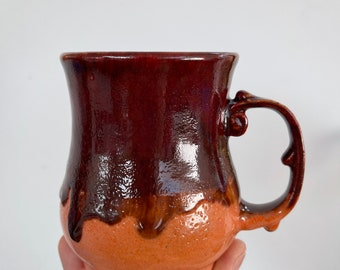 Hand thrown mug 300ml