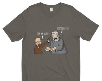 16f1de84c434 Game of Thrones Hodor T-shirt funny graphic t-shirt unisex t-shirt GOT t-shirt  Breaking Bad t-shirt