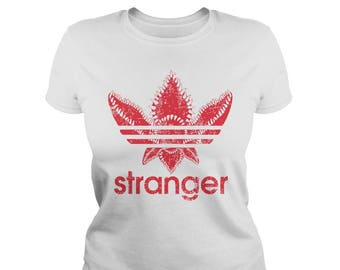 dd7637c2 Stranger Things Adidas Demogorgon T-shirt