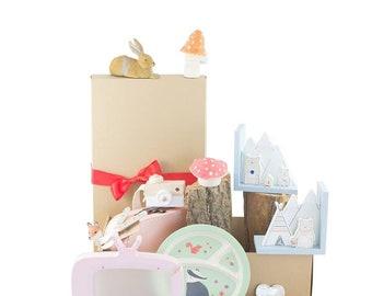 Birth surprise box
