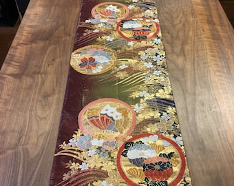 Japanese Table Runner (modern Japanese Sash)