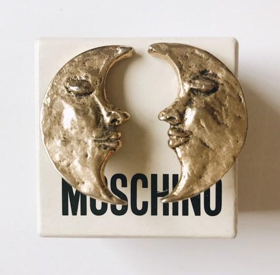 90s Moschino Earrings