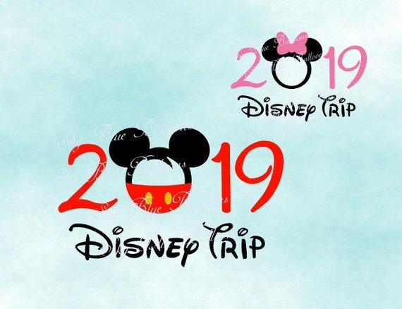 Disney Trip Svg Disney Vacation Svg Family Disney Trip ...