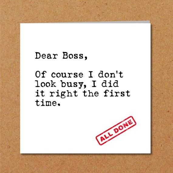 Text geburtstagskarte fur chef
