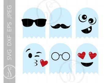 Ghost emoji | Etsy