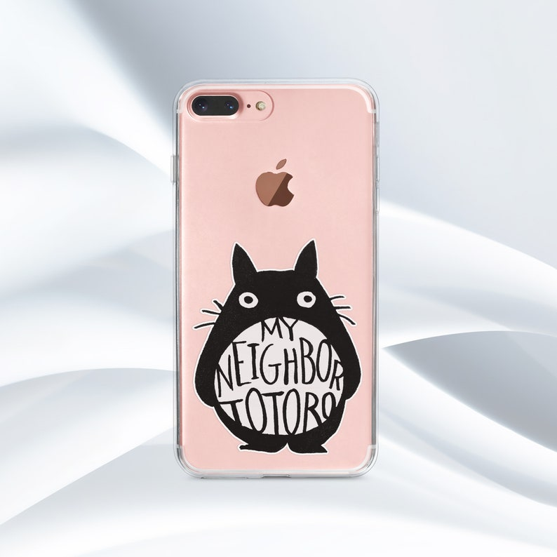 separation shoes a5eb2 bad46 Totoro Iphone Case iPhone X Case Iphone 7 case Iphone 6s Plus case Iphone 8  plus case Samsung S8 Plus Case My neighbor Totoro iPhone Case