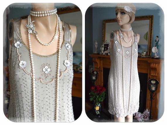 1920s dress flapper dress Great Gatsby dress 1920s