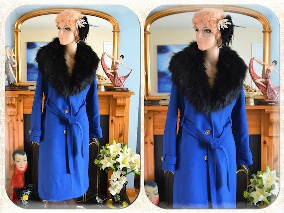 Art Deco coat flapper coat 1920s coat vintage orig