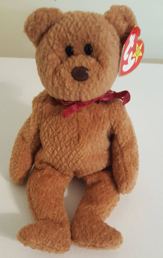 Ty Curly Beanie Baby  a1c919e3c15