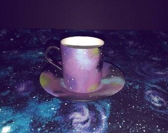 Galaxy Espresso Mugs