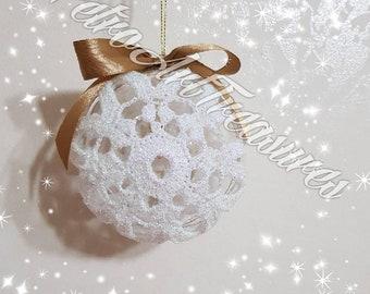 Tutorial Palline Di Natale All Uncinetto Tra I Numerosi Addobbi