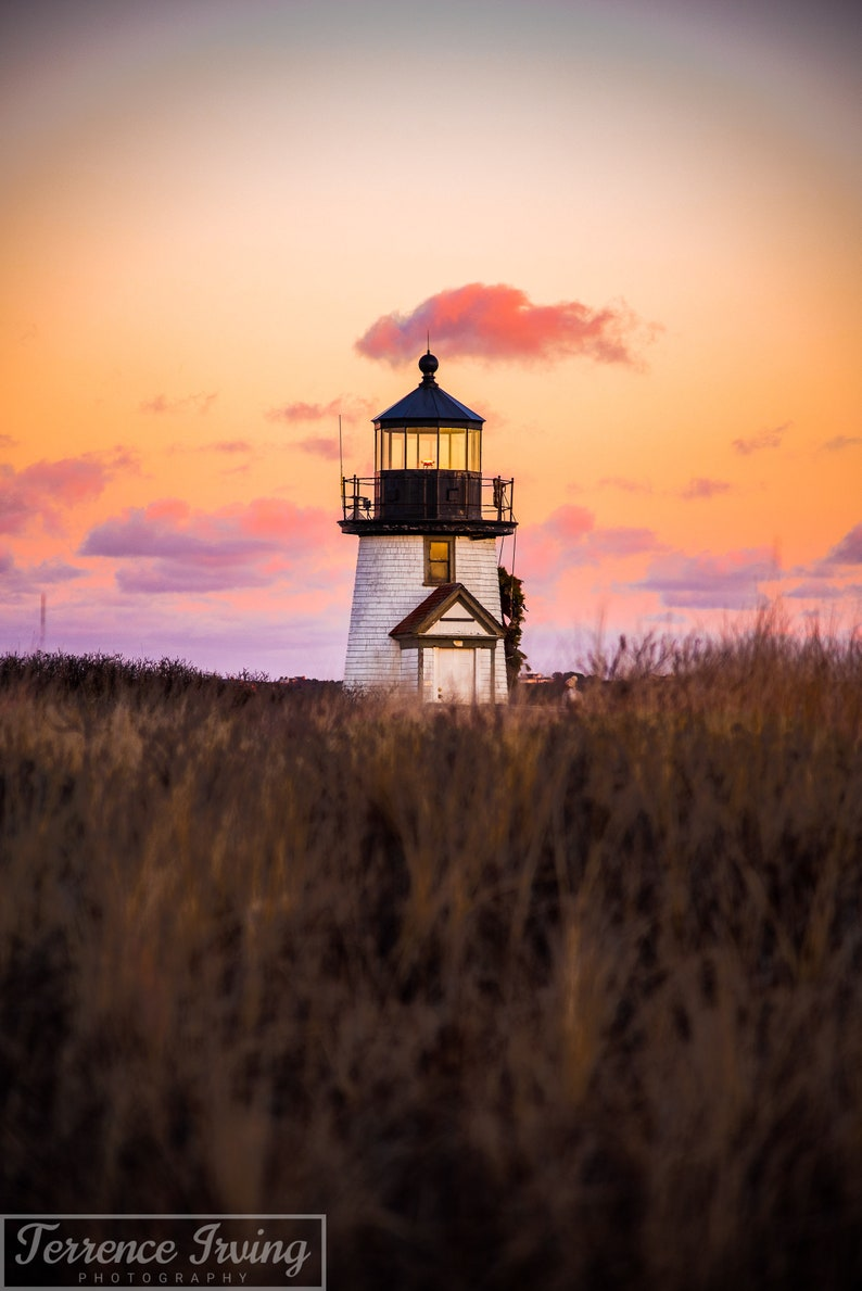 Pleasing Brant Point Lighthouse In Winter Nantucket Massachusetts Photograph Photo Brant Point Lightouse New England Sunset Nautical Download Free Architecture Designs Scobabritishbridgeorg