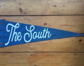 The South Pennant Flag