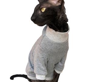 Kotomoda CAT WEAR cotton sweater Home sweet home
