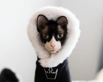 Kotomoda CAT WEAR sweater The Dark Lord winter style