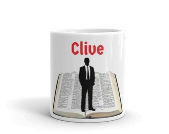 Please Contact Owner Before Ordering CUSTOM Standing On The Word Mug