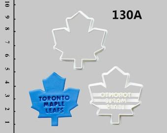 Toronto Maple Leafs Fondant Cutters Toronto Maple Leafs Fondant Molds Toronto Maple Leafs Fondant Cake topper