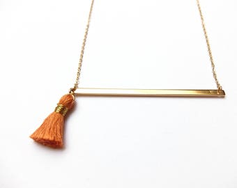 "Necklace ""Aphrodite"" fine gold plated"