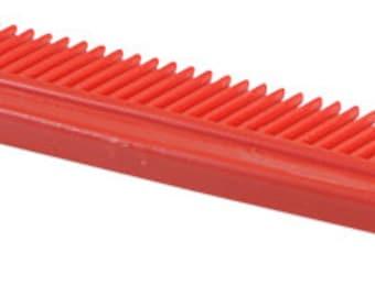 Weaving comb (plastic) for weaving, unit 10 pieces