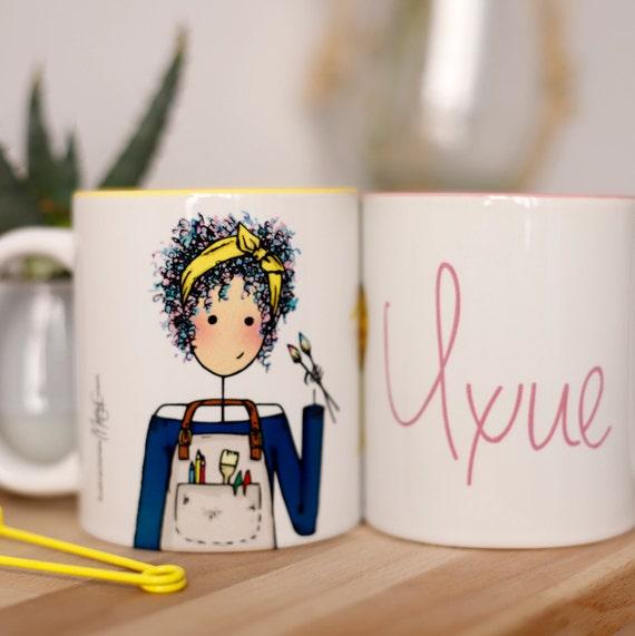 Customizable mug with your name