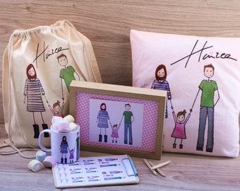 Custom nursery Pack