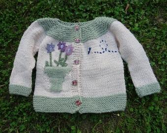 2ef5e11a3 Baby girl sweater