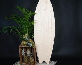 Your Design Decorative Surfboard Fish