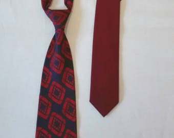 2 Ties, Modern and chic NEW
