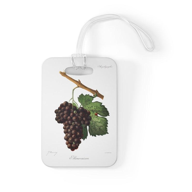 Grapes Bag Tag