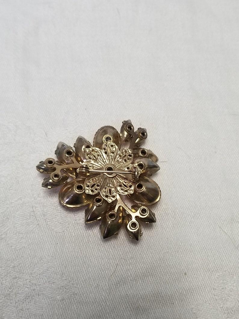 Vintage Givre Brooch
