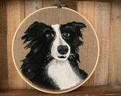 Custom Pet Hoop