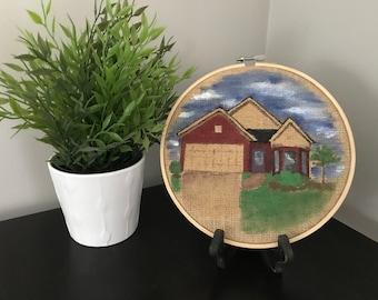 Custom House Hoop
