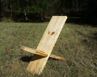 Star gazer or viking chair