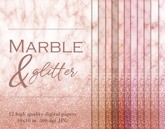 blush marble and glitter digital paper marble paper clipart etsy blush marble and glitter digital paper marble paper clipart rose gold digital paper glitter wallpaper marble background ombre jpg