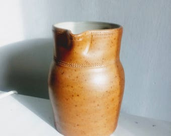 Perfect ceramic pitcher